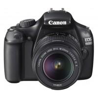 Фотоаппарат Canon EOS 1100D Kit 18-55 III DC