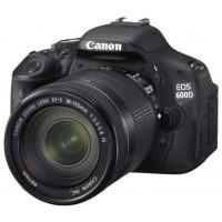 Фотоаппарат Canon EOS 600D Kit