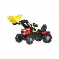 ROLLY TOYS Трактор 611133 73200