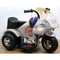 Bugati Детский электромобиль Quick Runner 20003M-RC 6v