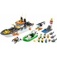 LEGO City Патруль береговой охраны (60014)