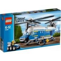 LEGO City Грузовой полицейский вертолет 4439